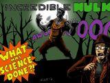 The Incredible Hulk 1