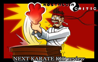 NC Next Karate Kid by MaroBot