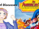 MarzGurl Discusses An American Tail: Mystery of the Night Monster