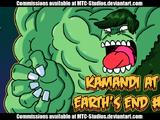 Kamandi at Earth's End 6