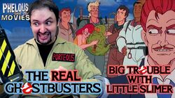 Ghostbusters big trouble phelous