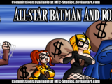 Miller Time: All-Star Batman and Robin 6