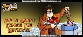At4w top 15 worst comics i ve reviewed by mtc studios-d8bimnu