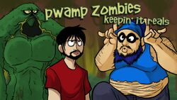 Swamp zombies phelous
