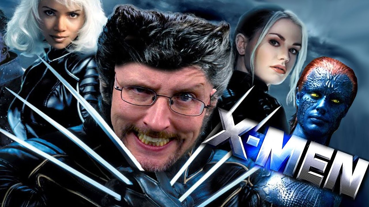 X-Men (NC)  Channel Awesome  FANDOM powered by Wikia