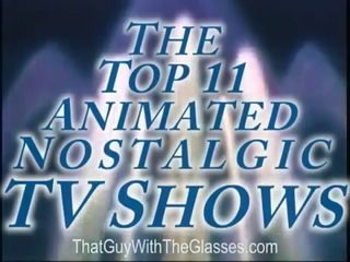 29 Nostalgia Critic - Top 11 Nostalgic Animated Shows