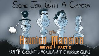 Some jerk haunted mansion 2