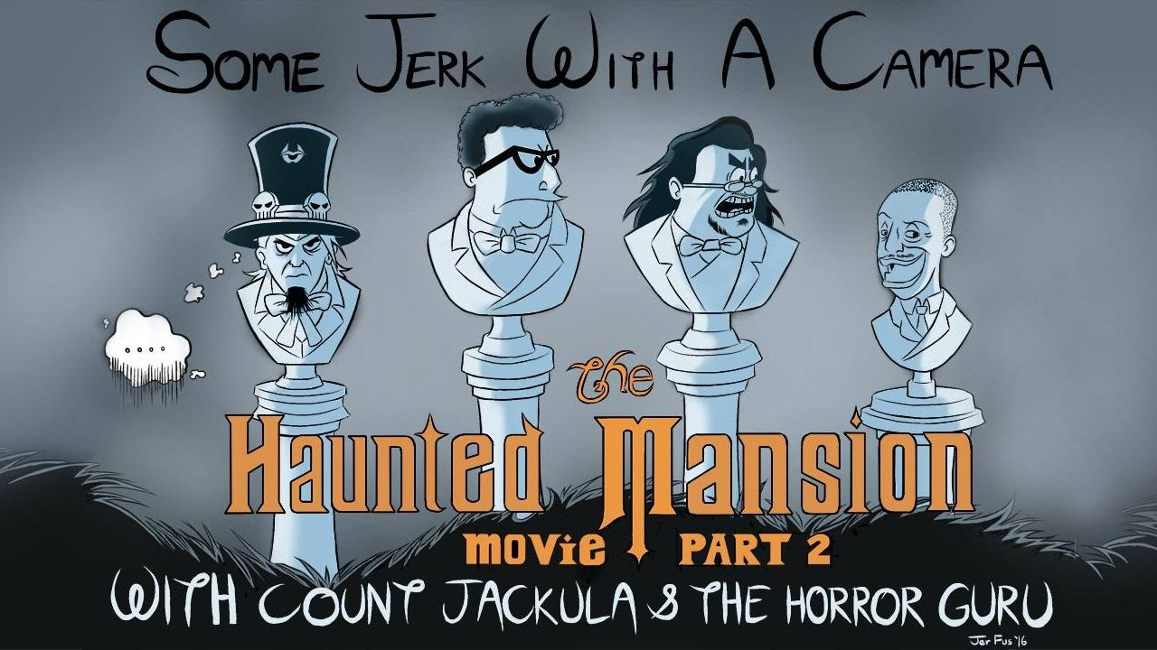the haunted mansion w count jackula and horror guru part 2 channel awesome fandom powered. Black Bedroom Furniture Sets. Home Design Ideas