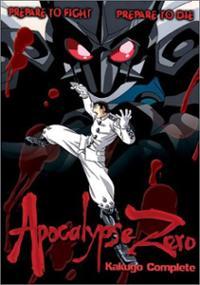 Apocalypse Zero DVD Cover