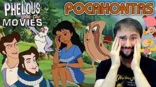 Pocahontas golden phelous