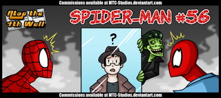 At4w classicard spider man 56 by mtc studios-d6rcsp8
