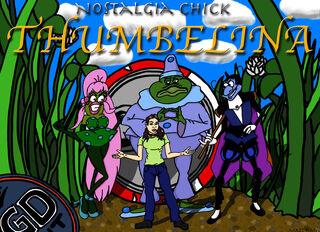 10 Nostalgia Chick - Thumbelina