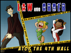 AT4W Law and Order by Masterthecreater