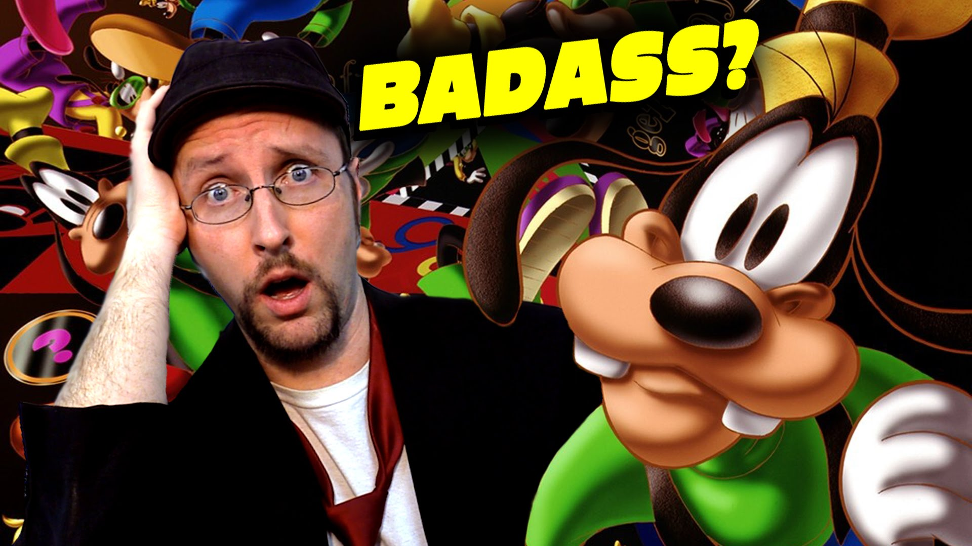 Is Goofy Secretly Badass?   Channel Awesome   FANDOM powered by Wikia