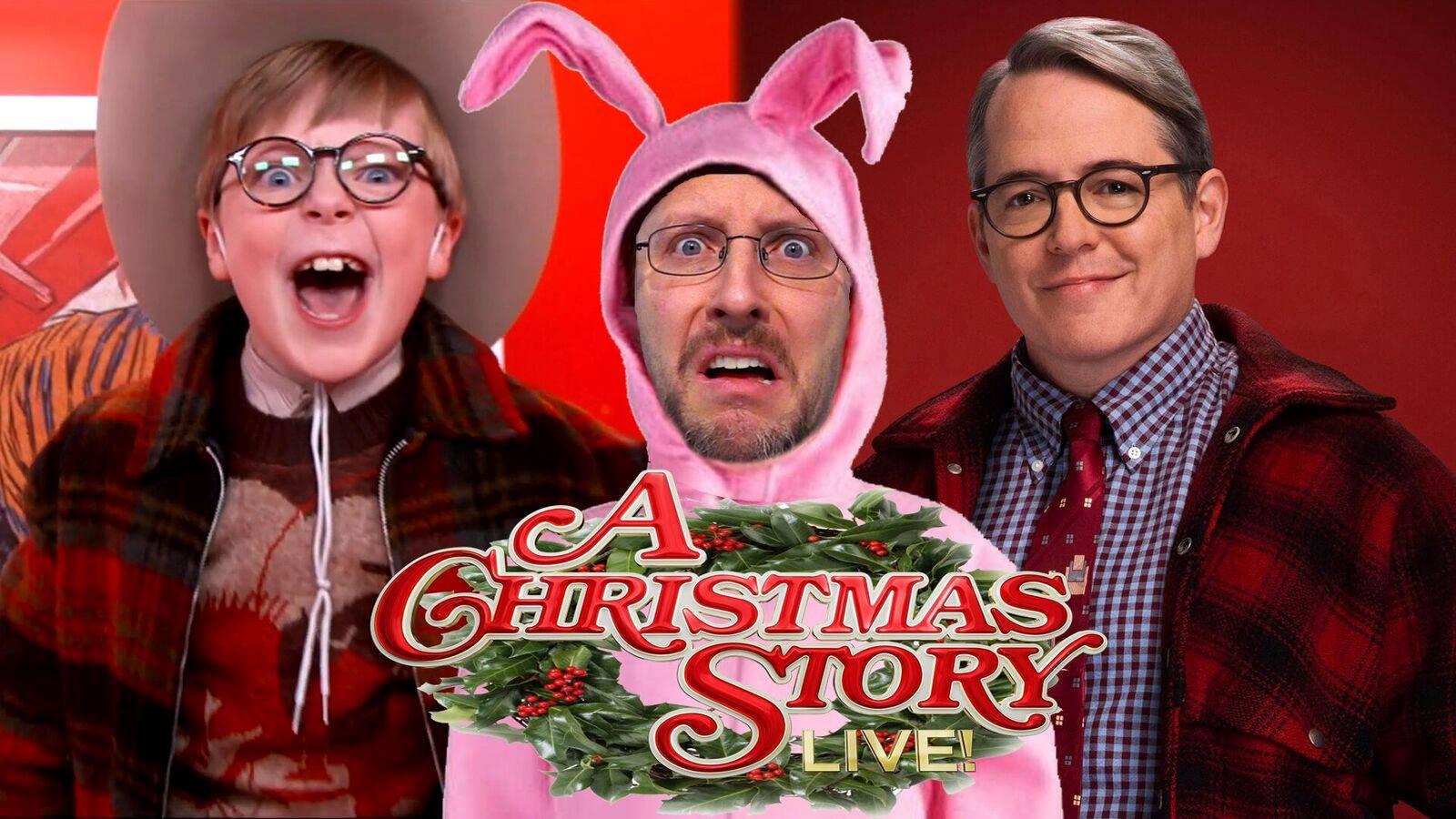 Christmas story live nc