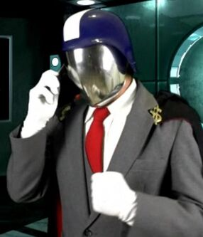 Corporate Commander
