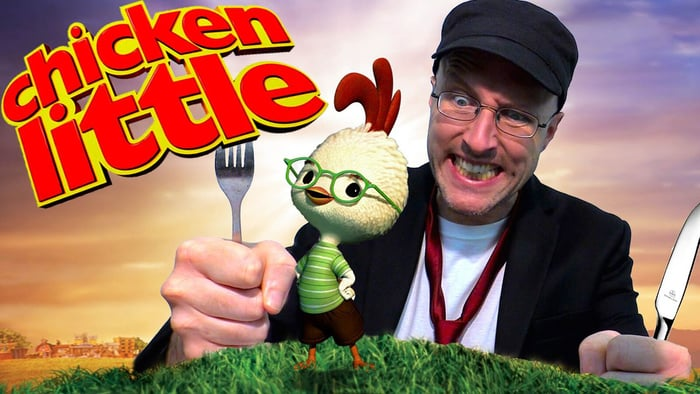 Chicken Little Nc Channel Awesome Fandom Powered By Wikia