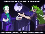 Batman vs. The Dark Knight