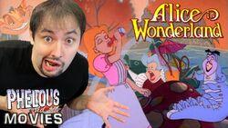 Alice in wonderland phelous