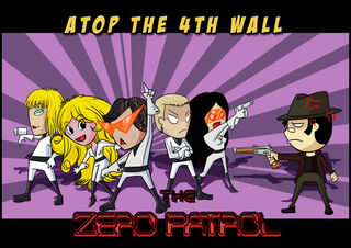 At4w the zero patrol by masterthecreater