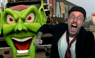 Nostalgia critic - maximum overdrive