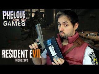 Resident evil 7 phelous