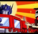 Transformers comics 4-5
