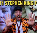Top 11 Stephen King Movies