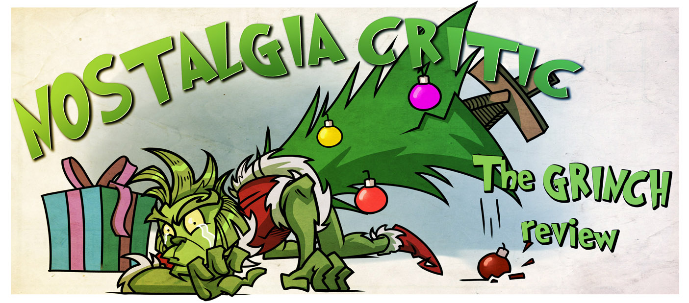 How the Grinch Stole Christmas | Channel Awesome | FANDOM powered by ...