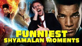 Funniestshyamalanmoments