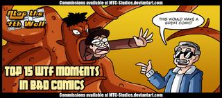 At4w classicard top 15 wtf moments in bad comics by mtc studios-d74njxj