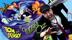 Tom jerry wizard of oz nc