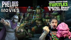 Tmnt bepop rocksteady phelous