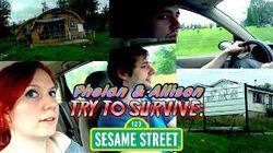 Sesame street phelous