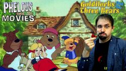 Goldilocks three bears phelous