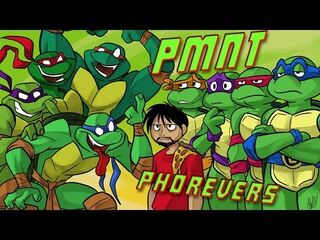 Turtles forever phelous