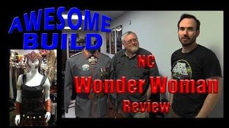 Wonder Woman - Awesome Build