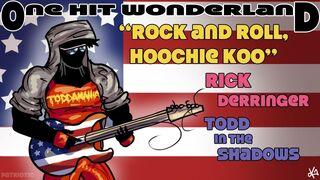 Rock n roll hoochie koo tits