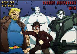 AT4W Secret Defenders 10 by Masterthecreater