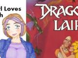 MarzGurl Loves Don Bluth: Dragon's Lair