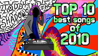Top 10 Best 2010 by the butterfly