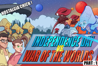 Independence Day vs. War of the Worlds Pt. 1
