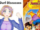 MarzGurl Discusses An American Tail: The Treasure of Manhattan Island