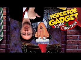 Nc inspector gadget saves xmas