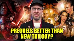 Prequels or new trilogy nc