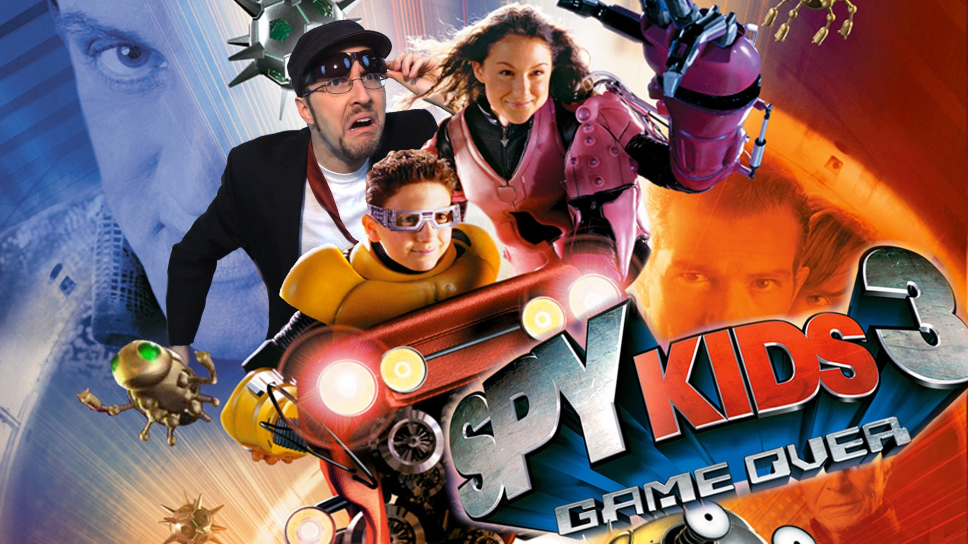 Spy Kids 3D: Game Over | Channel Awesome | FANDOM powered by