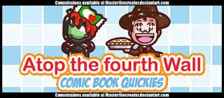 Comic book quickies 1 at4w