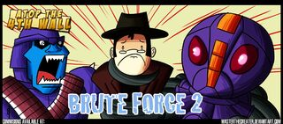 Brute force 2 at4w