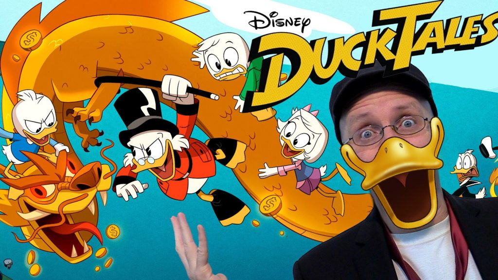 Ducktales 2017 Channel Awesome Fandom Powered By Wikia