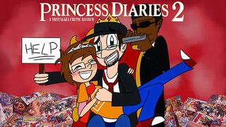 Nostalgia Critic Hyper Fan Girl Princess Diaries 2